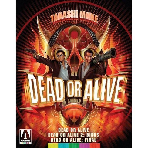 The Dead Or Alive Trilogy (Blu-ray) - image 1 of 1