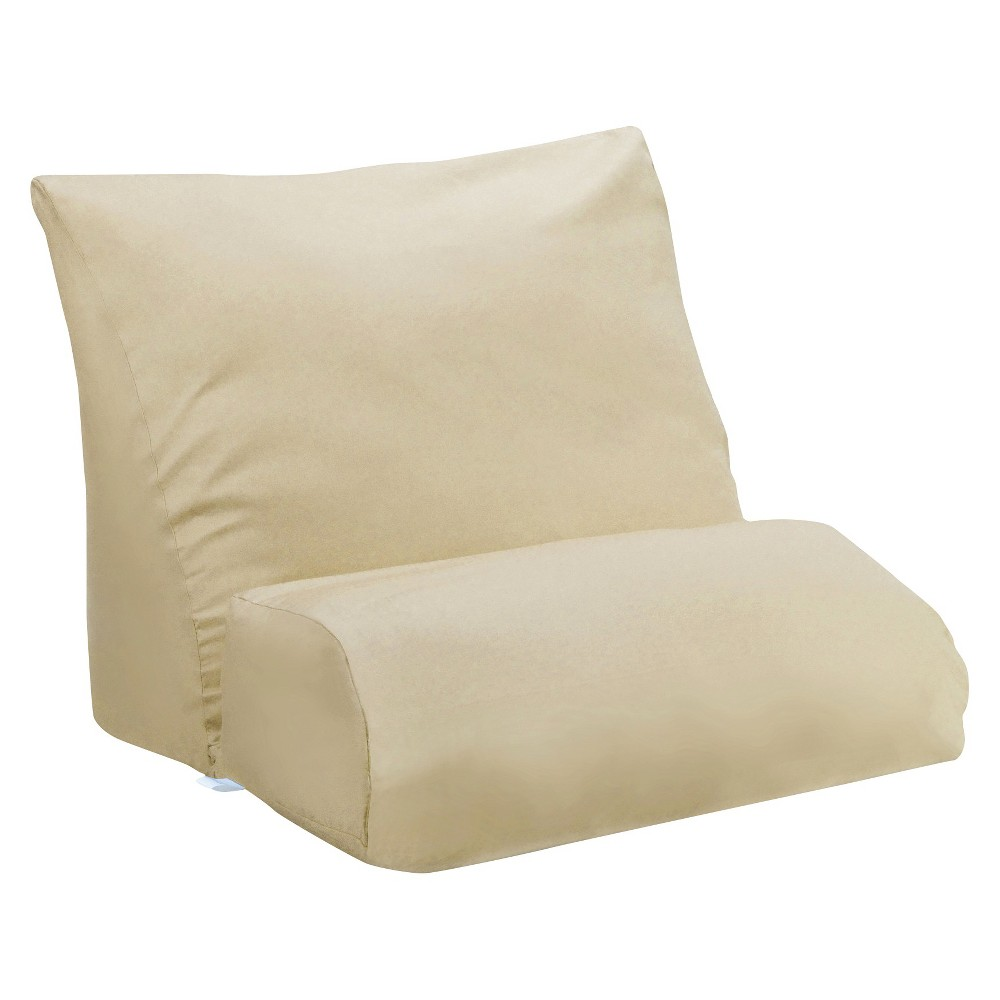 Image of Contour Products Flip Pillow Cover - Beige (Standard)