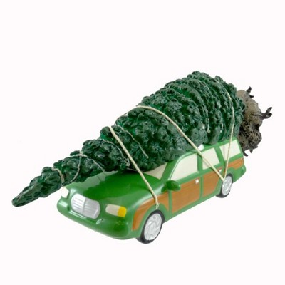 """Department 56 Accessory 3.75"""" Griswold Family Christmas Tree National Lampoon Vacation  -  Decorative Figurines"""