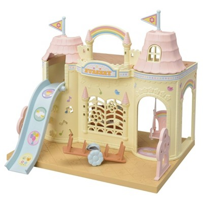 Calico Critters Baby Castle Nursery