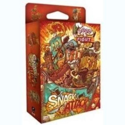 Food Fight - Snack Attack Expansion Board Game