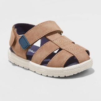 Toddler Boys' Herschel Fisherman Sandals - Cat & Jack™ Brown 7