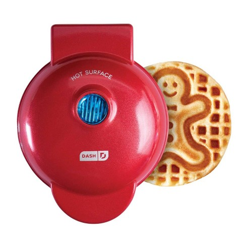 Dash Gingerbread Mini Waffle Maker - image 1 of 3