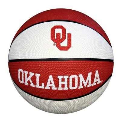 NCAA Oklahoma Sooners Mini Basketball
