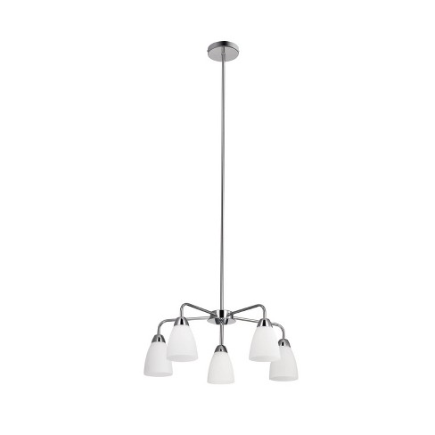 Globe Electric 65779 Candice 5 Light Chandelier - image 1 of 1