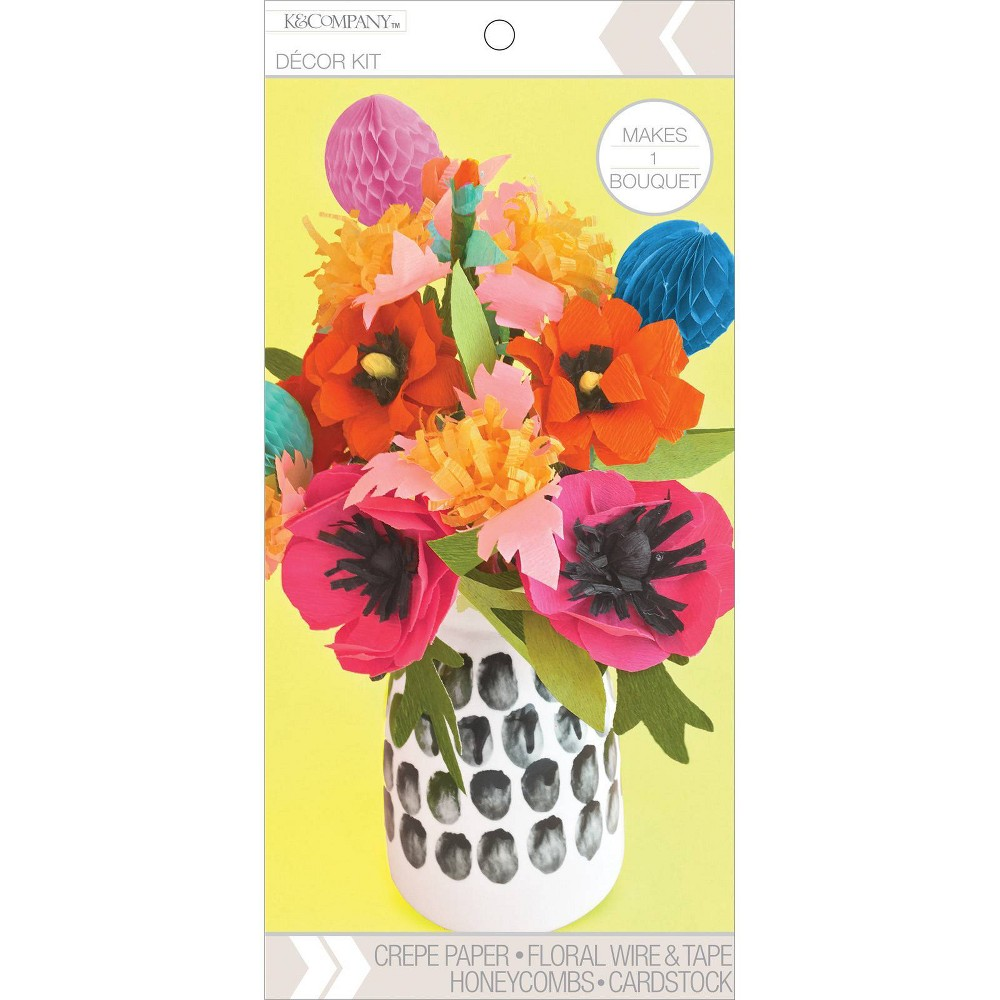 Image of K&Company Bouquet Decor Kit