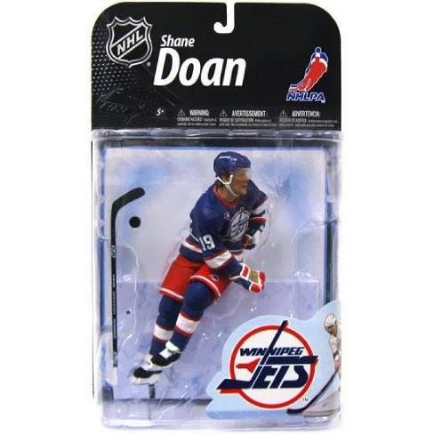McFarlane Toys NHL Winnipeg Jets Sports Picks Series 22 Shane Doan Action Figure [Retro Blue Jersey] - image 1 of 1