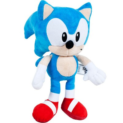 Sega Sonic The Hedgehog 12 inch Collectible Plush | Classic Sonic