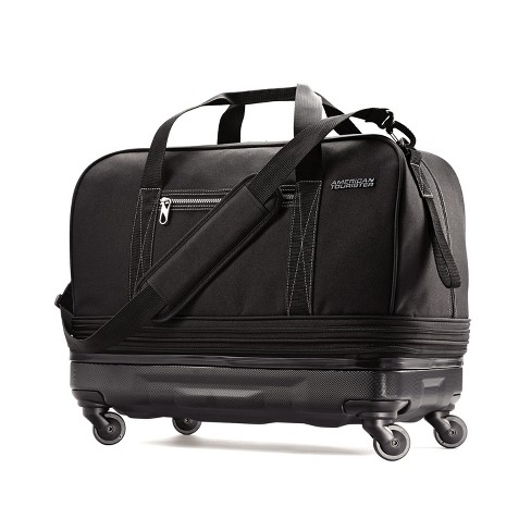 American Tourister Hybrid Wheeled Extender Duffel Bag - Black. Shop all  American Tourister. Play Carry-on Luggage ... 298a6343ab736