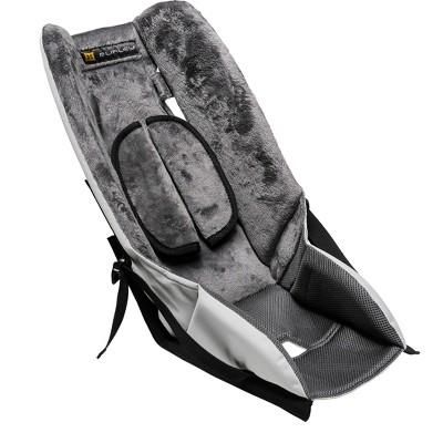Burley Baby Snuggler Bike Carrier - Gray