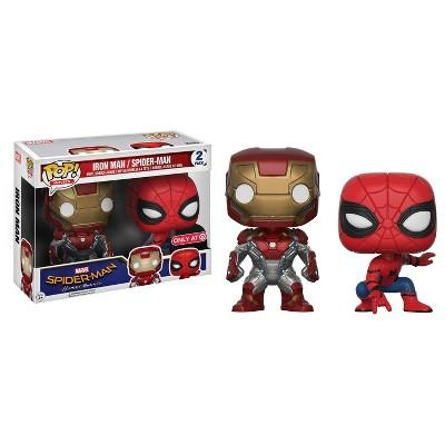 Funko POP! Spider Man Mini Figure - 2pk