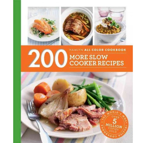 200 More Slow Cooker Recipes (Paperback) (Sara Lewis) - image 1 of 1