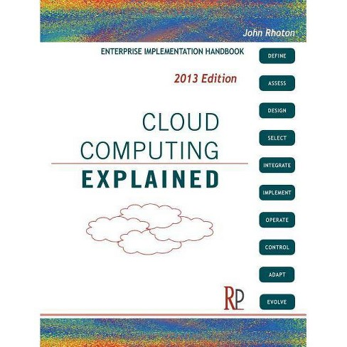 Cloud Computing Explained - 2 Edition by  John Rhoton (Paperback) - image 1 of 1