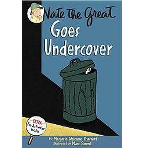 Nate the Great Goes Undercover (Paperback) (Marjorie Weinman Sharmat) - image 1 of 1