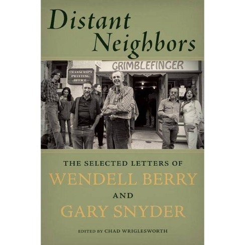 Distant Neighbors - by  Wendell Berry (Paperback) - image 1 of 1