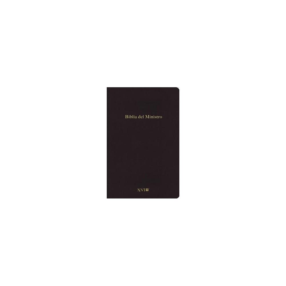 La Santa Biblia del Ministro / Holy Bible : Nueva Version del ministro - (Paperback)