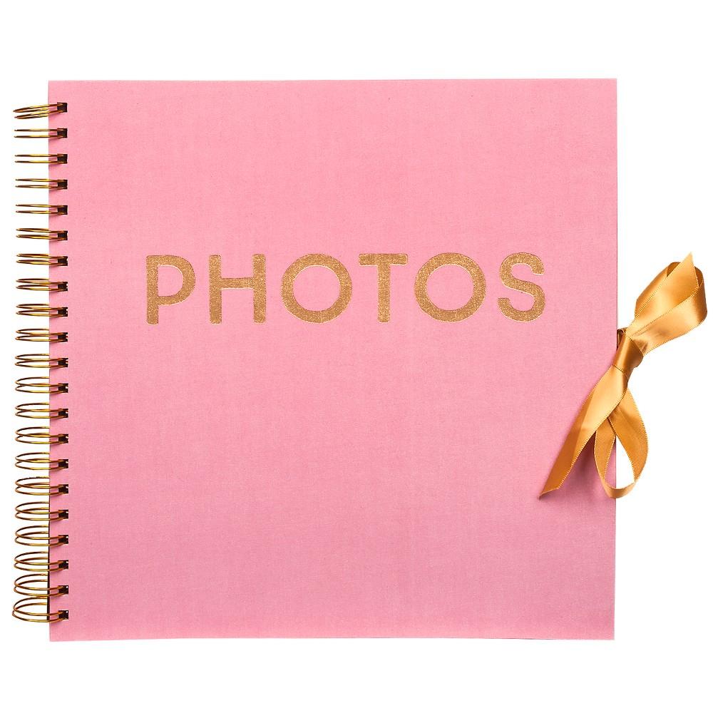 Pink Photo Album - Spritz
