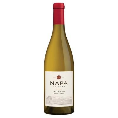 Napa Chardonnay White Wine - 750ml Bottle