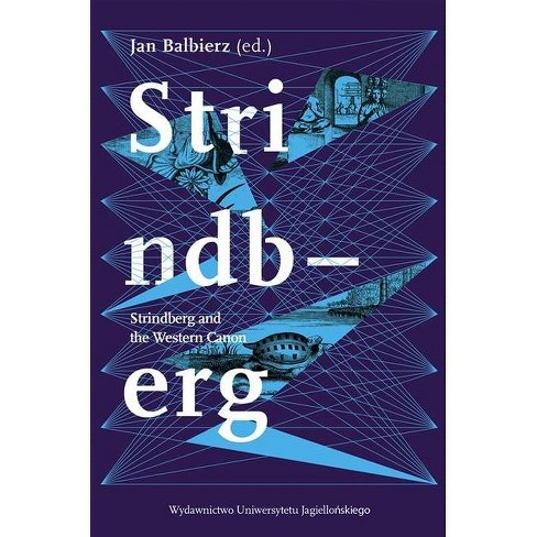 Strindberg and the Western Canon - (Paperback) - image 1 of 1