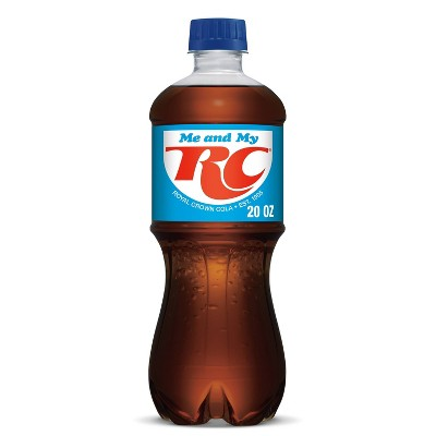 RC Cola Soda - 20 fl oz Bottle