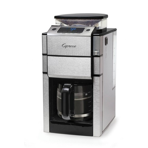 Capresso Coffee Team Pro Plus Glass - image 1 of 4