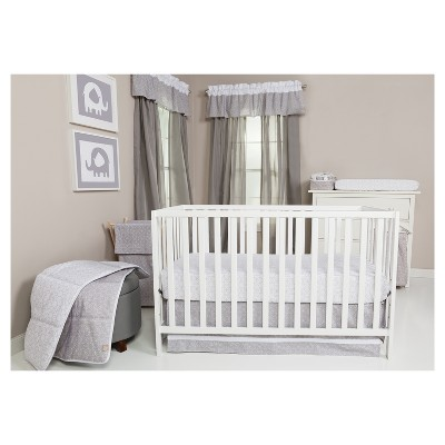 Trend Lab 3pc Crib Bedding - Circles