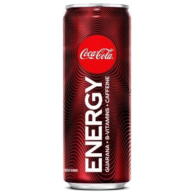 Coca-Cola Energy - 12 fl oz Can