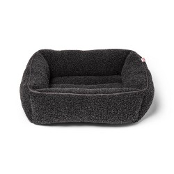 Modern Cuddler Rectangle Dog Bed - Boots & Barkley™