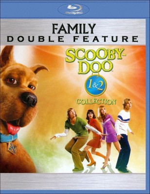 Scooby-Doo: The Movie/Scooby-Doo 2: Monsters Unleashed (Blu-ray)