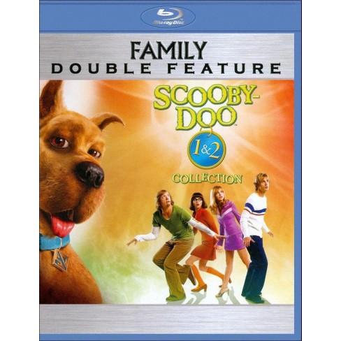Scooby-Doo: The Movie/Scooby-Doo 2: Monsters Unleashed (Blu-ray) - image 1 of 1