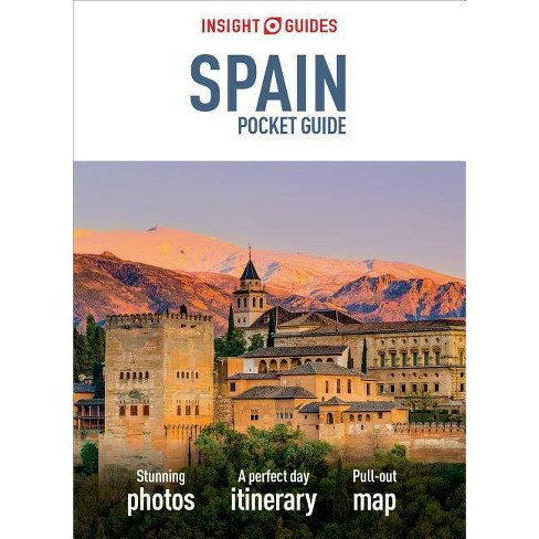 Insight Guides Pocket Spain (Travel Guide with Free Ebook) - (Insight Pocket Guides) (Paperback) - image 1 of 1