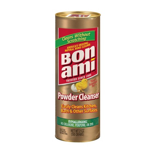 Bon Ami Unscented Household Cleaner - 21oz - image 1 of 2