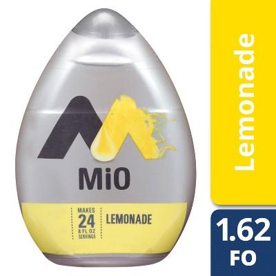 MiO Lemonade Liquid Water Enhancer - 1.62 fl oz Bottle