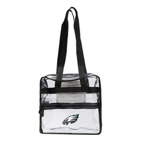 NFL Philadelphia Eagles The Northwest Co. Clear Zone Stadium Tote - image 1 of 1