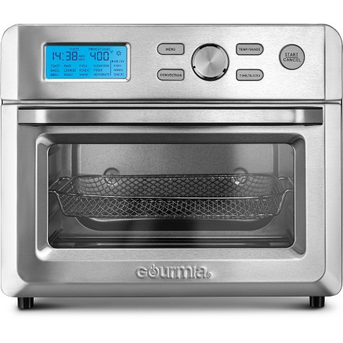 Gourmia Digital Stainless Steel 16-in-1 Toaster Oven Air Fryer - Silver - image 1 of 4