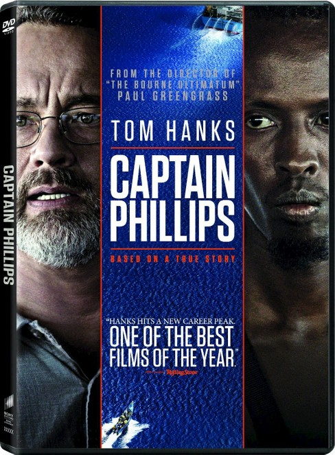 Captain Phillips (Includes Digital Copy) (UltraViolet) (dvd_video) - image 1 of 1