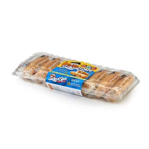 School Safe Chocolate Chip Muffin Bars - 8ct - image 1 of 2