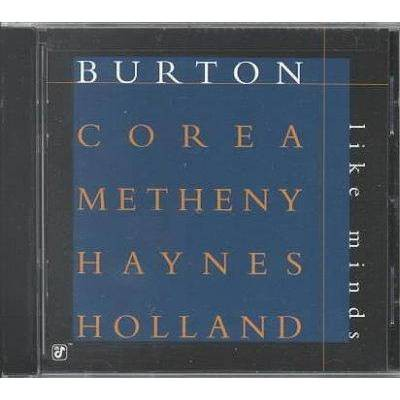 Gary Burton & Chick Corea - Like Minds (CD)