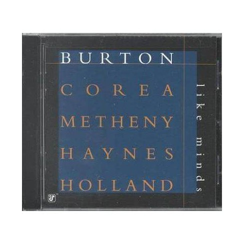 Gary (Vibes) Burton - Like Minds (CD) - image 1 of 1