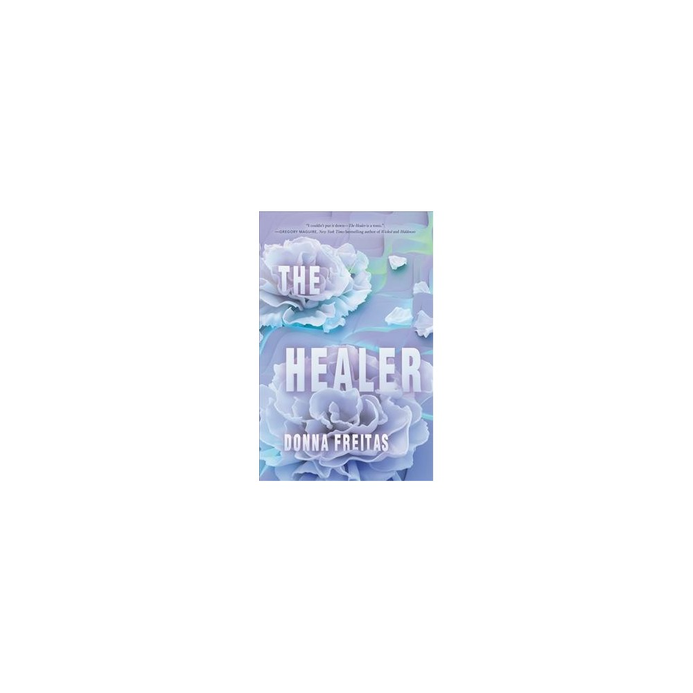 """Healer - by Donna Freitas (Hardcover) A gorgeous and heartrending novel about love, family, and faith, perfect for fans of Laura Ruby, John Corey Whaley, and Jandy Nelson. Marlena Oliveira has—mysteriously, miraculously—been given the power to heal all kinds of ailments. People around the world believe she is a saint. But it all comes at a price. Because of her power, she'll never be able to live a normal life. And the older she gets, the more trapped she feels. Then she meets Finn, a boy who makes her want to fall in love. For the first time, she begins to doubt her power—and herself. Is her gift worth all she must give up to keep it? And who would—or could—she be without it? """"I couldn't put it down—The Healer is a tonic.""""—Gregory Maguire, New York Times bestselling author of Wicked and Hiddensee"""