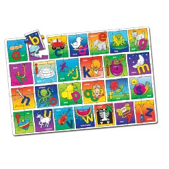 The Learning Journey Jumbo Floor Puzzles, 50pc - Alphabet Floor Puzzle
