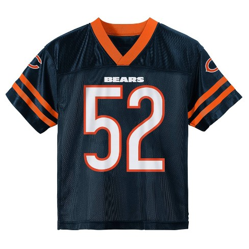online store 1c31f c1327 NFL Chicago Bears Boys' Mack Khalil Jersey - XS