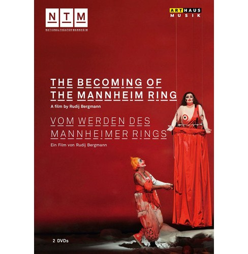 Bermann/Wagner:Becoming Of The Mannhe (DVD) - image 1 of 1