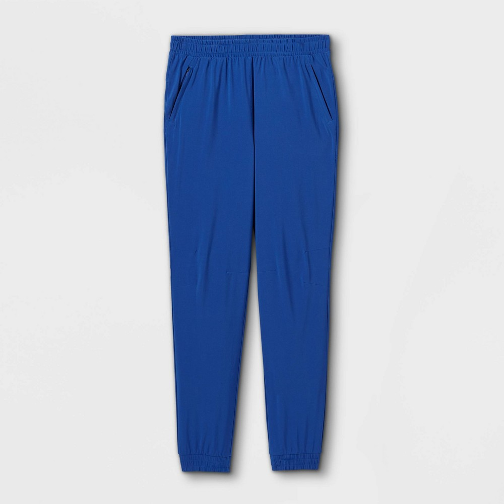 Boys 39 Stretch Woven Jogger Pants All In Motion 8482 Blue Xxl