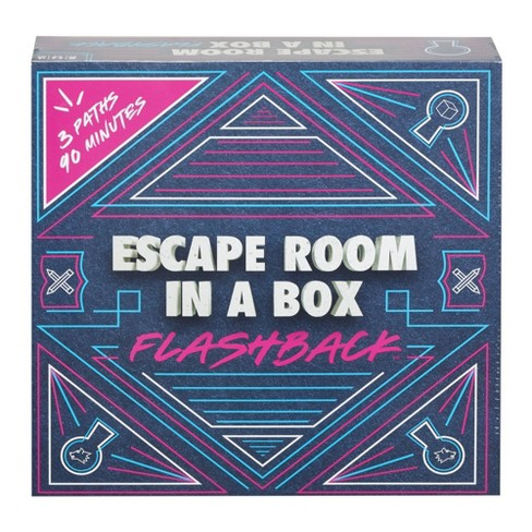 Escape Room in a Box: Flashback Game - image 1 of 4