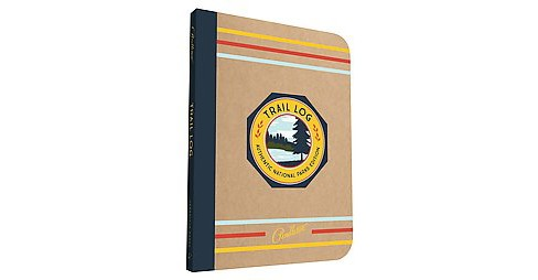 Pendleton Trail Log : Authentic National Parks Edition (Paperback) - image 1 of 1