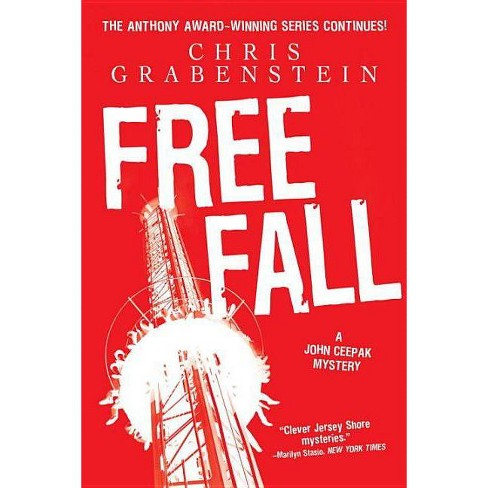 Free Fall - by  Chris Grabenstein (Hardcover) - image 1 of 1