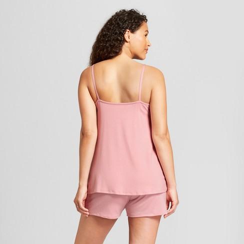 4a614a28cbe30 Maternity Nursing Sleepwear Cami and Shorts Pajama Set - Isabel Maternity  by Ingrid & Isabel™