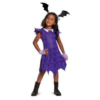 Girlsu0027 Vampirina Ghoul Girls Classic Halloween Costume M