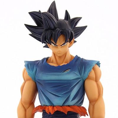 """Banpresto Dragon Ball Super Gradista Nero Son Goku #3 11"""" Figure Statue"""